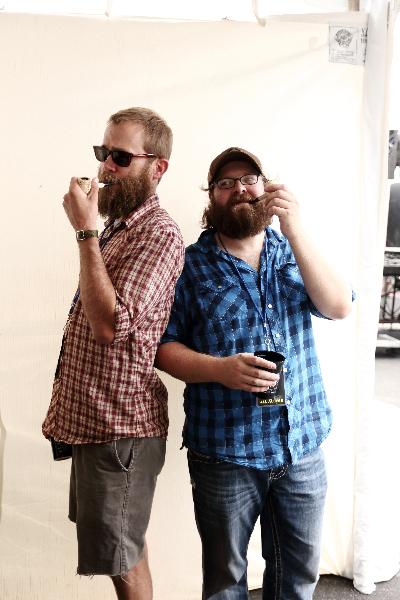 Chuck & Matt
