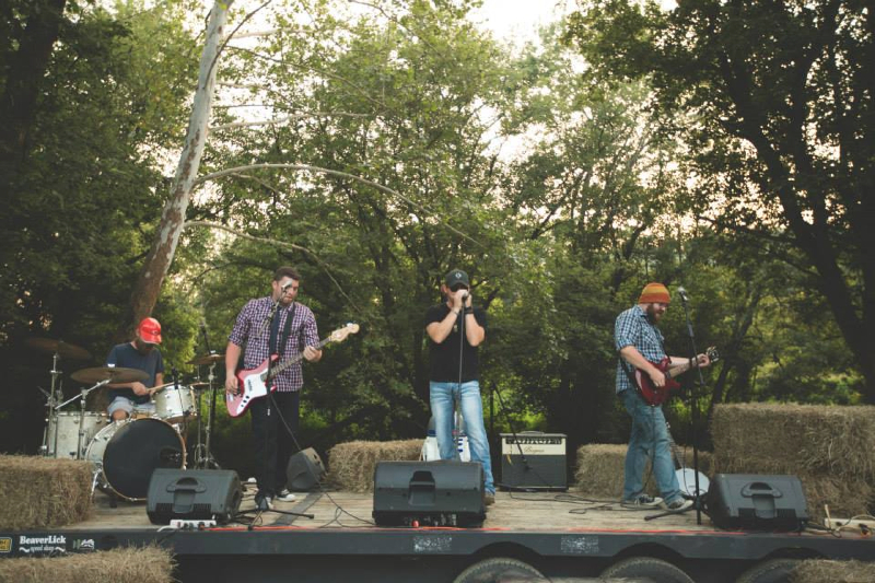 Middle of a Country Night Video Shoot 15